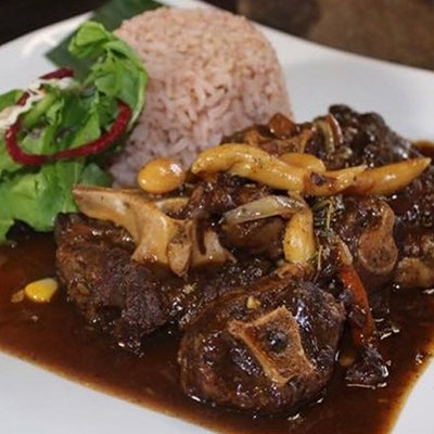 Oxtail Stew or Curries